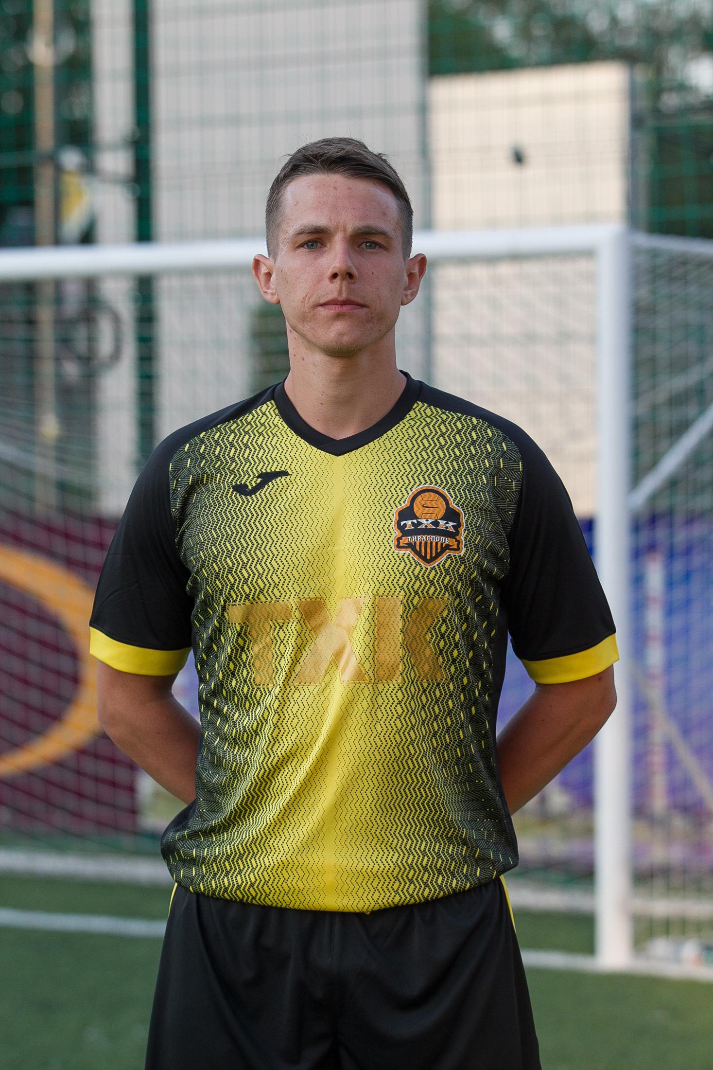 Степанов Игорь