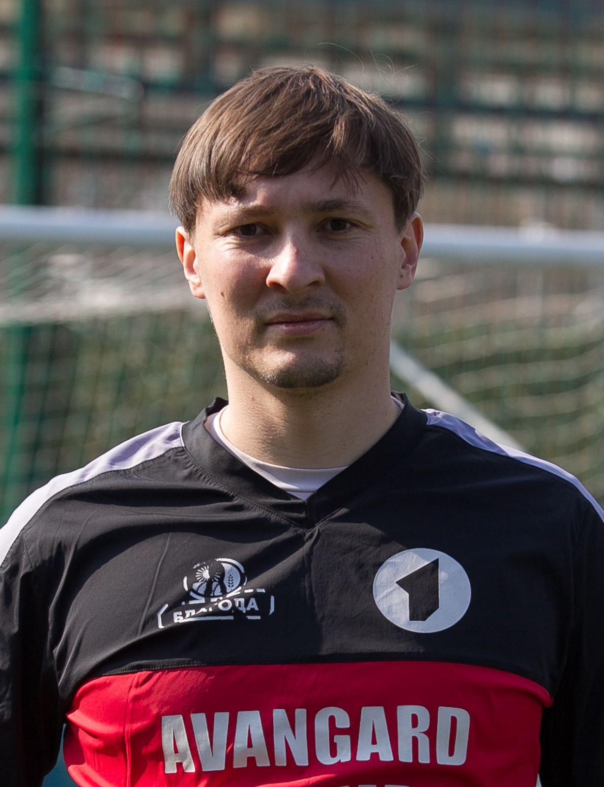 Агафонов Станислав