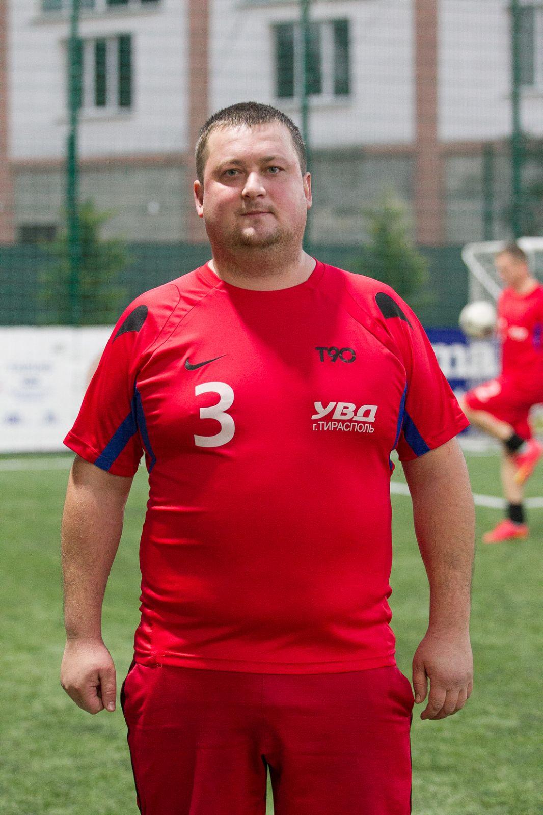 Недоступ Олег