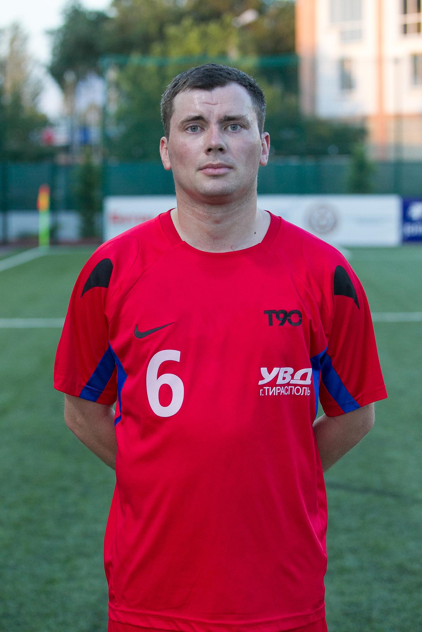 Попескул Кирилл