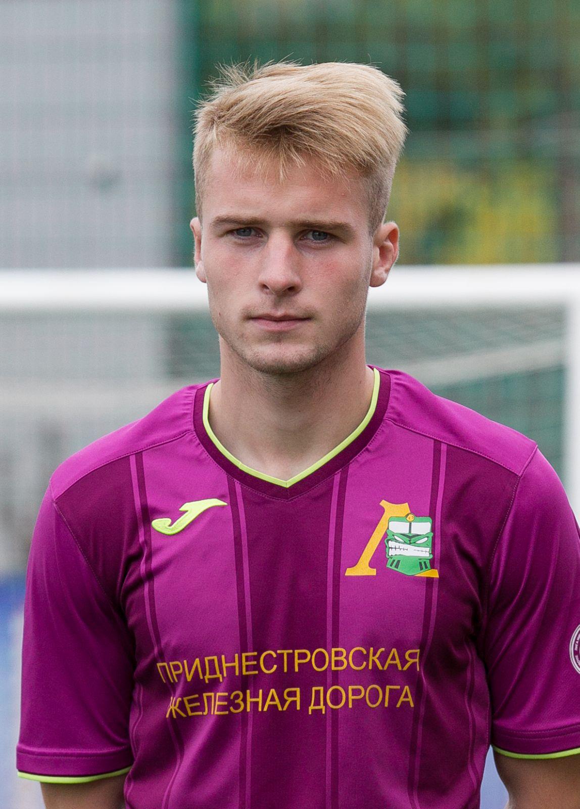 Чумаченко Никита